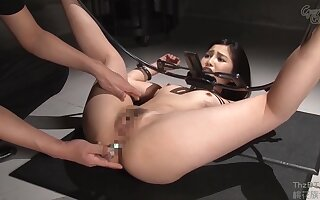 Uncompromisingly Young Jav About Anal Iron Vassalage