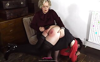 Richly Punished French Teacher