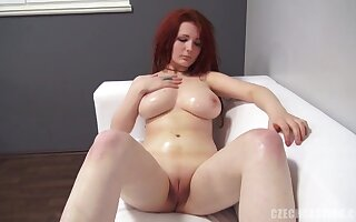 Redhead Hippy Natalie at Porn Sling