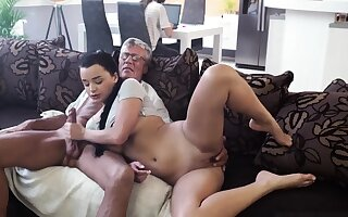 Old lady sucking cock What would you choose - computer or