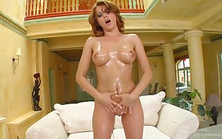 Johanna voluptuous cougar jawdropping porn scene