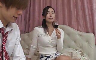 Nipponese lustful spirit of evil idiotic sex clip
