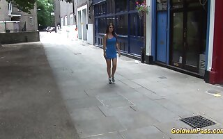 cute teen mastrubation in public