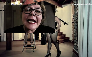 Dominatrix Mistress April Retention Calibration