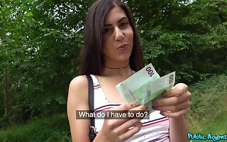 POV passion nearby a sexy bungler wow loves gender for cash