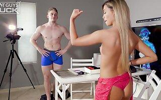 fitness teen Angelica Raise up hot sex video