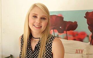 Lily Rader - ATKGalleria - Amkingdom - Interview (Lily