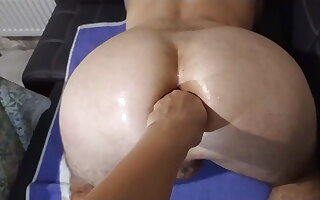 correct prostate knead for husband