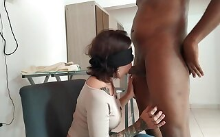 Step Breast-feed Tricked Into Sucking My Cock And Swallowing My Cum